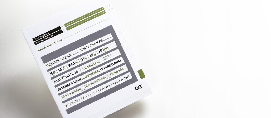"""Portada del Libro """"Ortotipografía para diseñadores"""" de Lalolagráfica"""